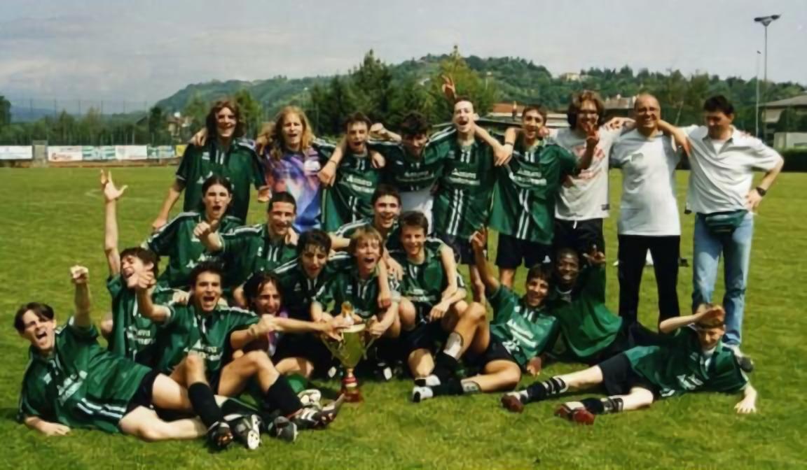 Allievi 2002/2003: un mix perfetto tra mister, ottimi giocatori e gruppo