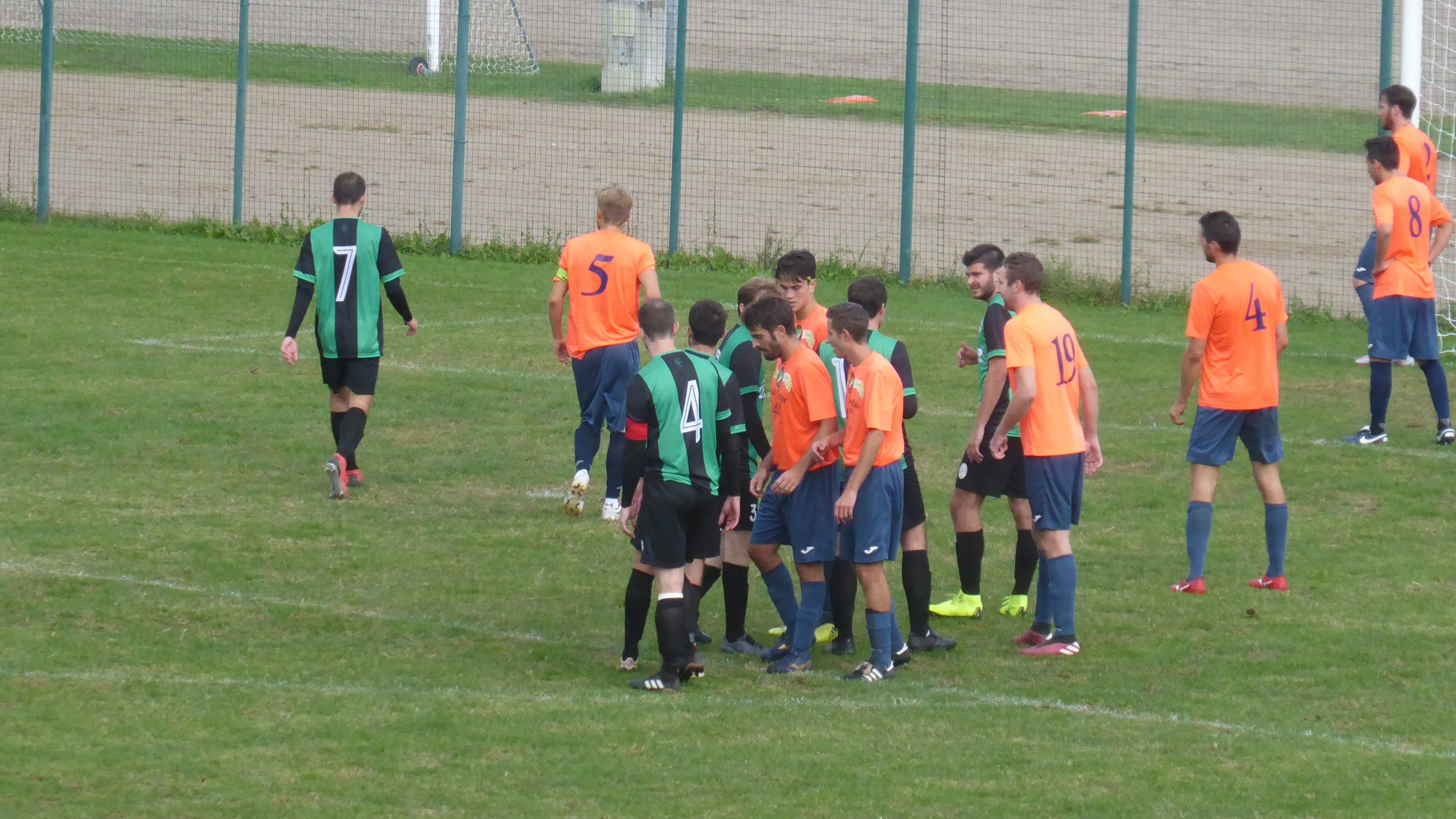 RIASSUNTO PARTITA – Arriva il primo squillo in campionato.