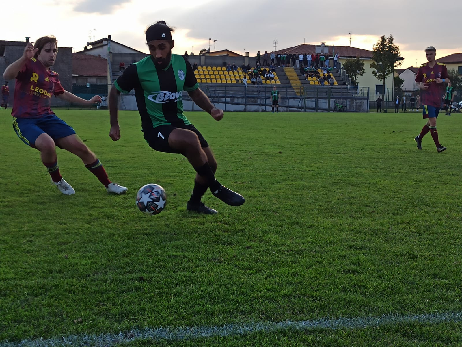 GS San Pietro 7-0 San Lazzaro   Riassunto – Arriva la prima vittoria!